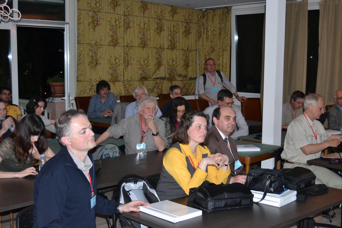 Thursday, 25 April; Lectures