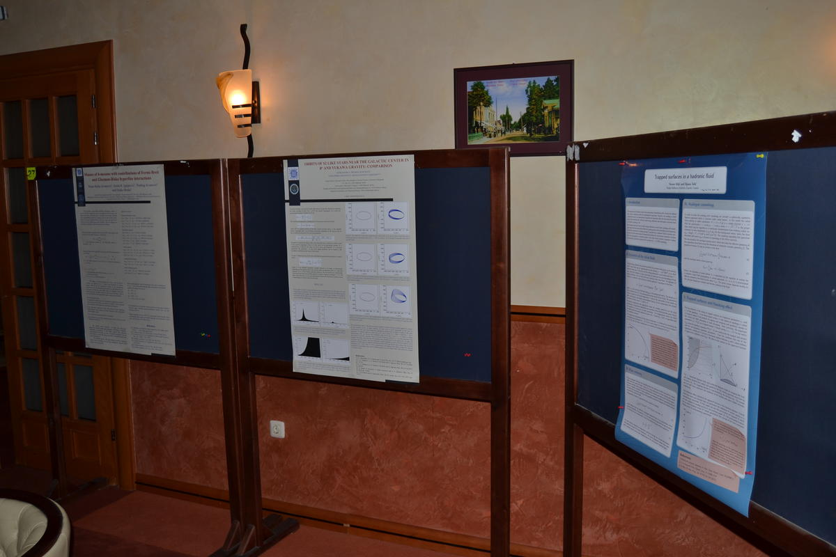Friday, 26 April; Poster Session