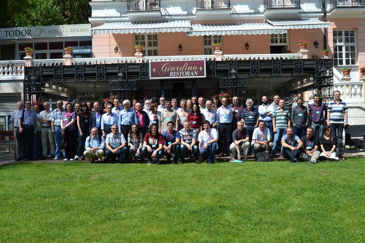 Saturday, 27 April; Conference Photo