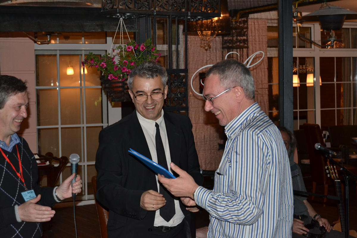 Saturday, 27 April; Conference Dinner