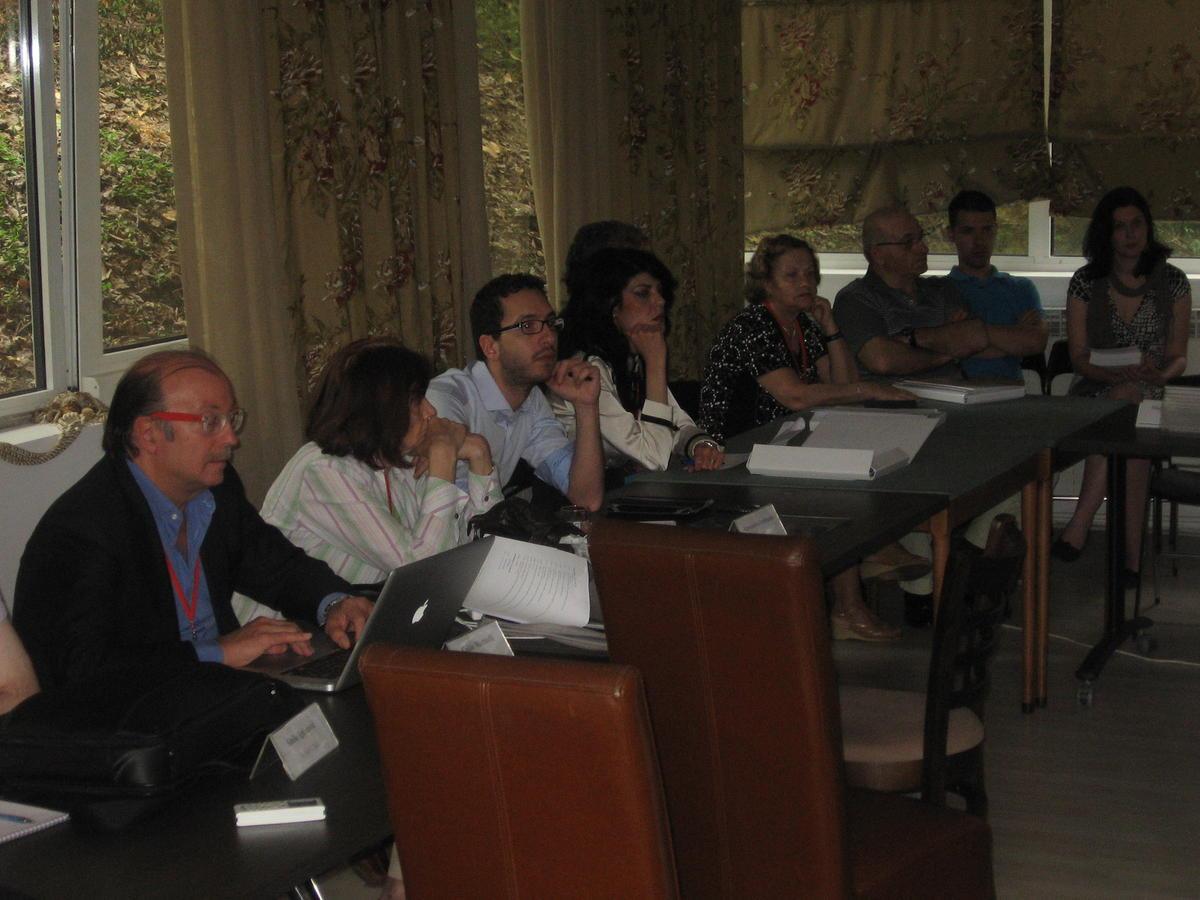 Sunday, 28 April; EPS–CEI Kick-off Meetingbw2013-237
